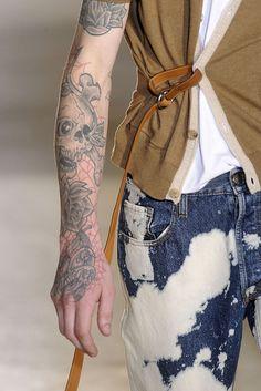 Dries Van Noten | Spring 2011 Menswear Collection | Style.com