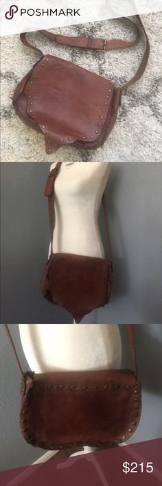 Selling this Patricia Nash Berlino large Boho leather bag on Poshmark! My username is: noreeno. #shopmycloset #poshmark #fashion #shopping #style #forsale #Patricia Nash #Handbags