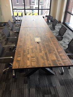 Parota Ft Conference Table We Have Used Parota Slabs To Make - 18 ft conference table