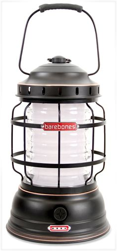 Don't let the darkness keep you from having fun around the campsite with this lantern.