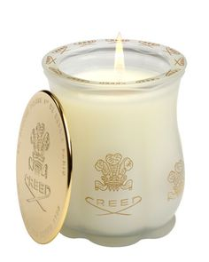 CREED Green Irish Tweed Candle - Neiman Marcus