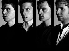 Glasgow band Franz Ferdinand: 4 Top 10 albums and 3 Top 10 singles in the UK. Mercury Prize winners in 2004.