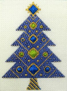 Pocket Full of Stitches: Fabulous Firs