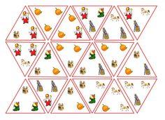 Triominos kleuters Sinterklaas GRATIS triominos spel voor kleuters met als thema Sint en Piet, Sinterklaas Diy Games, Christmas Decorations, Holiday Decor, Concept Cars, Games For Kids, Saints, December, Arts And Crafts, Stage