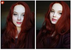 Hantastic Beauty: Hair Tutorial: How I dye my hair with Henna. I miss having red hair.I'm thinking of trying henna. Lush Henna Hair Dye, Red Henna Hair, Auburn, Red Hair Trends, Natural Henna, Dye My Hair, Ginger Hair, Hair Inspiration, Hair Makeup