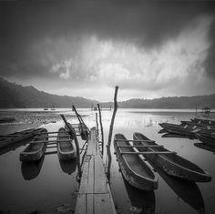 The Captivating Black and White Photography of Daniel Tjongari