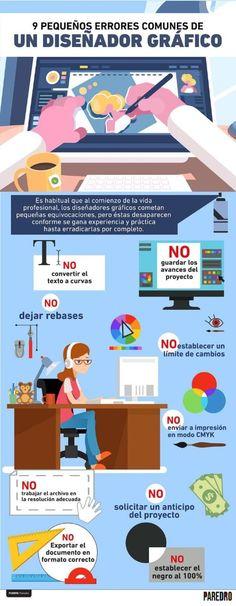 9 pequeños errores comunes de un Diseñador Gráfico (PAREDRO) Web Design Quotes, Web Design Websites, Website Design Services, Graphic Design Tutorials, Design Typography, Logo Design, Design Art, Wireframe Mobile, Design Thinking