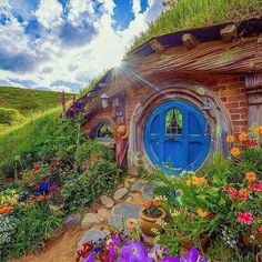 Hobbiton village New Zealand