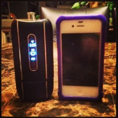 Discreet vaporizer - smaller than an Iphone