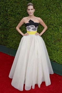 allison williams emmys 2014