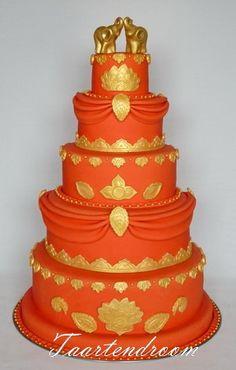 Indian weddingcake