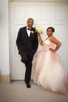 Bride and her boo, July 24, 2014