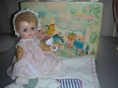 images of betsy wetsy | ... IDEAL Soft Vinyl BABY DOLL Drink & Wet BETSY WETSY drinking Eyes Open