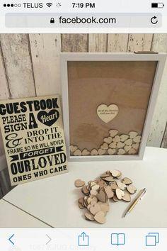 Cutest gues book idea