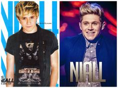 Niall - Then & Now I have always loved you Niall before the tanks and the SnapBacks and I just can't stand that suddenly girls are turning into Niall girls because of that! :( NIALLGIRLFROMSTART!!!!!! NIALLGIRL4LIFE!!!!!!!!!!!!!-Saron Alvarez<<<< same