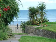 Private gated beach access at The Cottages in Ireland