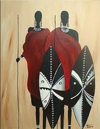 Resultado de imagen para motivos africanos para manualidades