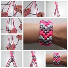 I like this Unique Chevron  Friendship Bracelet.  It's a great and easy gift for any friend . What do you think ?  Instrcutions here--> http://wonderfuldiy.com/wonderful-diy-unique-chevron-friendship-bracelet/  More #DIY projects: www.wonderfuldiy.com