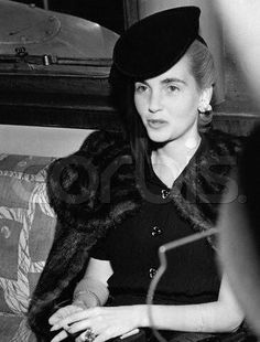 Barbara Hutton The poor little rich girl was one of Howard's girls