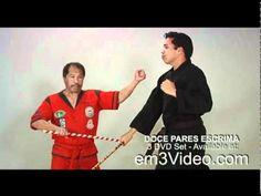 Doce Pares Escrima-Alfredo Bandalan - YouTube