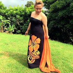 Kara's Samoan Designs, Polynesian Designs, Polynesian Wedding, Samoan Dress, Island Style Clothing, Island Wear, Different Dresses, Party Fashion, Swagg