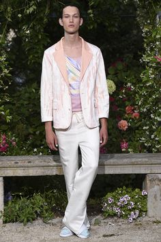 Bride and Grooming: Pigalle Men's Spring 2017 Runway Fashion, Fashion Show, Mens Fashion, Paris Fashion, Vogue Paris, Pigalle Paris, Gq Magazine, Summer Collection, Street Wear