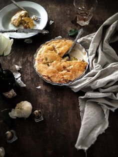 ham and cheese top pie