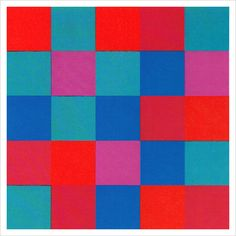 Cold-Warm Contrast ITTEN: The Elements of Color, 1970.