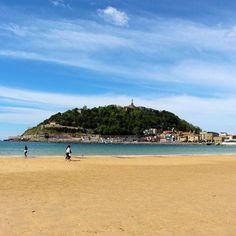 +++Eindrücke+++ Ui, jetzt wird es aber so langsam kalt bei uns. Ideale Zeit, um sonnige Urlaubseindrücke zu posten. ;) Ein tolles Ziel für einen Ausflug in San Sebastian, um ein paar Pintxos abzubauen: Der Monte Urgull. Wo wanderst Du gerne?   #reisen #travel #spanien #spain #monteurgull Visit San Sebastian Spain.info Visit Basque Country