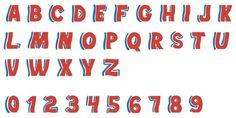 Raspa-Raspa Typeface - Júlia Mêendiz's Portfolio