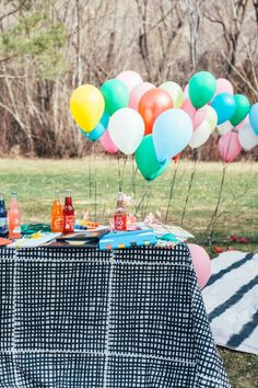 Balloons, Books, & Babies Baby Shower