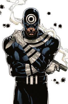 Bullseye | Dave Seguin (Marvel Comics)