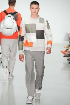 Christopher Raeburn Spring 2015 Menswear Collection - Vogue