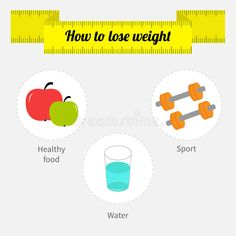 Weight Loss Infographic. Diet, Fitness, Drinking Stock Vector - https://www.dreamstime.com/stock-illustration-weight-loss-infographic-diet-fitness-drinking-water-vector-illustration-image41526396