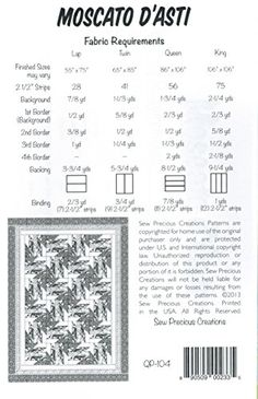 Image result for quilt block patterns moscato d'Asti