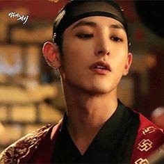 Lee SooHyuk/ 이수혁 Gwi/ 귀 Scholar who walks the night Lee Hyuk, Lee Bo Young, Daughter Of Zeus, Asian Eyes, Lee Soo, Cosplay Characters, Kdrama Actors, Ulzzang Boy, Drama Movies