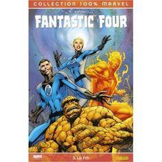 MYSTERY COMICS: Critique 53 : FANTASTIC FOUR - LA FIN, d'Alan Davis