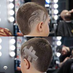 Boys haircuts design
