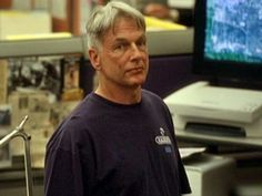 Has he had his COFFEE yet? Any NCIS fan will get that
