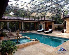 Vero Beach Swimming Pool Enclosures