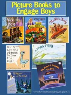 Best Picture Books t