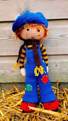 Alex/Alex crochet pattern crochet pattern by Touwvanjou on Etsy
