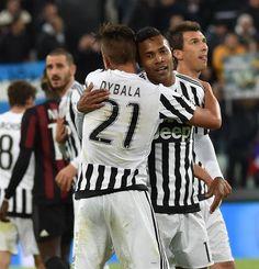 Juventus-Milan 1-0: golDybala, per lui standing ovation - Tuttosport