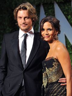 "For five years Halle Berry and Gabriel Aubry, who met on a Versace photo shoot in 2005, looked like a model couple. But by early 2010, the Oscar winner and her beau had quietly split, with Aubry saying of his ex, ""She is, and will forever be, one of the most special and beautiful people that I have ever known."" Though Berry acknowledged her relationship with Aubry wasn't meant to go the distance, she told Vogue in September that her ex is an ""amazing father"" and ""absolutely the right person""…"