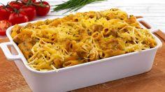Nichts geht über den Duft der aus dem Ofen strömt, wenn ein herrlicher Auflauf darin köchelt. Räuchertofu schenkt zum Beispiel einem vegetarischen Nudelauflauf eine milde Würze.