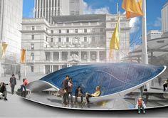 Futuristic Organic Architecture http://wuuzzz.com/futuristic-organic-architecture-1193