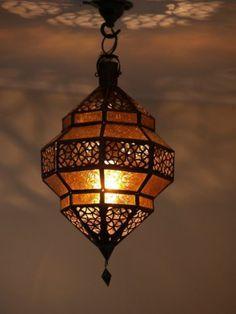 Genuine Handmade Amber Moroccan Lantern   ***New Stock. Moroccan  GardenMoroccan LampMoroccan ...