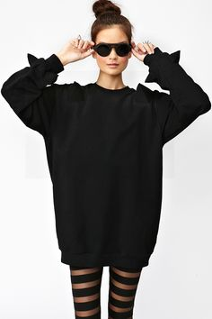 Spiked Sweatshirt