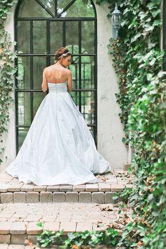 European inspired wedding dresses