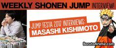 Masashi+Kishimoto+Interview+2017+–+Weekly+Shounen+Jump